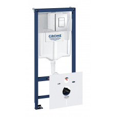 GROHE RAPID SL 5в1 инсталяционная  для подвесного унитаза 1,13 м 38827000