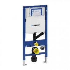GEBERIT Duofix Монтажный элемент для подв. унитаза,с соединением для удаления запахов 111.370.00.5