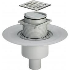 VIEGA ADVANTIX трап для ванной, сухой затвор, вертикальный D50 (583224)