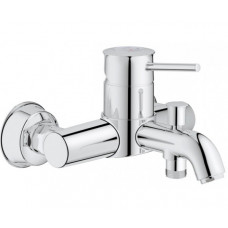 GROHE BAUCLASSIC смеситель для ванны, однорычажный (32865000)