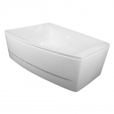 VOLLE Ванна 170*120*63см асимметричная, левая, без гидромассажа (TS-100/L)