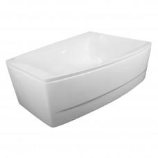 VOLLE Ванна 170*120*63см асимметричная, правая, без гидромассажа TS-100/R
