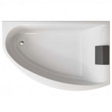 KOLO Украина MIRRA ванна 170*110см асимметричная правая, с ножками SN8 (XWA3370001)