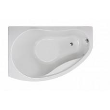 KOLO Украина PROMISE ванна 170*110см асимметричная, левая, с ножками SN8 (XWA3271000)