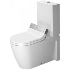 DURAVIT STARCK 2 унитаз напольный 37*72,5см для Senso Wash 2129590000