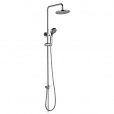 IMPRESE Система душевая без смесителя (верхний и ручной душ 3 режима, шланг 1,5 м) T-15084