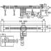 VIEGA Комплект: ADVANTIX  VARIO лоток + дизайн-вставка Visign SR2 глянцевая (704360)