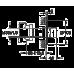 GROHE Ondus Переключатель на 5 положений з/ч (19448000)
