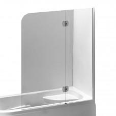 EGER Шторка на ванну 120*150см, правая, профиль хром 599-120CH/R