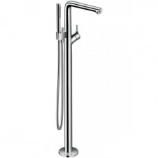HANSGROHE Talis S Смеситель для ванны, напольный, однорычажный 72412000