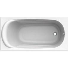 KOLO Украина SAGA ванна 160*75см прямоугольная, с ножками SN0 и элементами крепления (XWP3860000)
