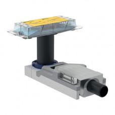 GEBERIT CLEANLINE набор для дренажных каналов, конструкции пола высотой от 65 мм  (154.152.00.1)