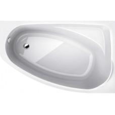KOLO Украина MYSTERY ванна 150*95см асимметричная правая в комплекте с ножками SN7  (XWA3750000)