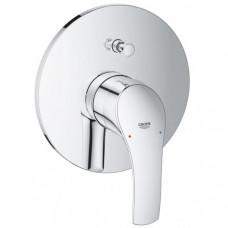 GROHE EUROSMART New смеситель для ванны, однорычажный, встраиваемый без излива (33305002)