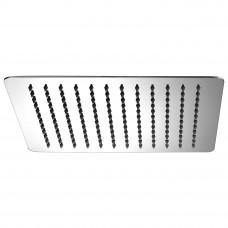 IMPRESE Душ верхний 300х300 мм, 2 мм, сталь (SQ300SS2)