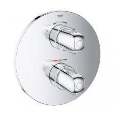 GROHE Grohtherm 1000 Термостат для ванны со встроенным переключателем на 2 полож.,(19986000)