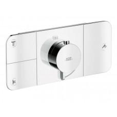HANSGROHE Axor One Термостат  для 3 потребителей, скрытый монтаж, хром (45713000)