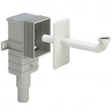 VIEGA Сифон для консольного умывальника, пластик (553760) 553760