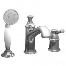 IMPRESE PODZIMA LEDOVE смеситель для ванны врезной, на три отверстия ZMK01170105