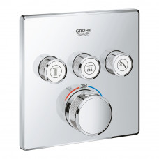 GROHE GROHTHERM SmartControl термостат встраеваемый на 3 выхода 29126000