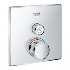 GROHE GROHTHERM SmartControl термостат для душа, встраиваемый без подключения шланга 29123000