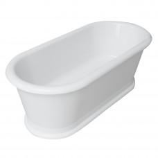 VOLLE Ванна 180*85*63,5см, отдельностоящая, с сифоном (12-22-807)