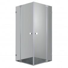 EGER UNICUM Душевая кабина квадратная 90*90*190см (стекла+двери),(599-809TR/1)