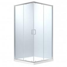 EGER HEVIZ Душевая кабина квадратная 900*900*1950мм(стекла+двери)  (599-077/1)
