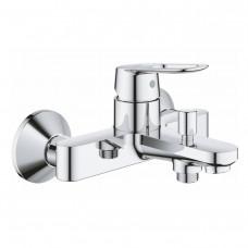 GROHE BAULOOP смеситель для ванны, настенный монтаж (23603000)