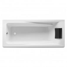 ROCA HALL ванна 170*75см прямоугольная, с интегр. подлокотниками, с подголовником, с регулир. ножкам