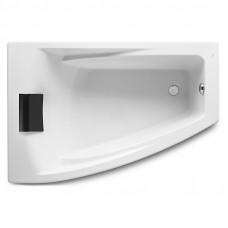 ROCA HALL ванна 150*100см угловая, левая версия, с интегр. подлокотниками, с подголовником A24816400