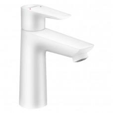 HANSGROHE TALIS E смеситель для умывальника, цвет покрытия белый матовый (71710700)