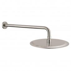 IMPRESE BRENTA набор (верхний душ, держатель), никель (ZMK081906101)