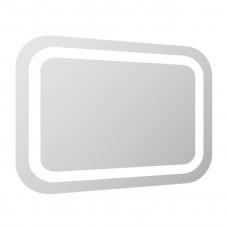 VOLLE Зеркало прямоугольное 100*70см со светодиодной подсветкой, с сенсорным выключателем (16-46-107