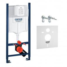 GROHE RAPID SL 3в1 инсталляционная система (38840000+3855800M+37131000) (3884000G)