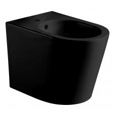 VOLLE NEMO BLACK биде 53*36*39,5см напольное, матовое 13-17-046 Black