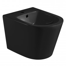 VOLLE NEMO BLACK биде 51,5*36*34,5см подвесное, матовое (13-17-036 Black)