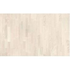Паркетна дошка Tarkett Salsa Art White Pearl, 3-смугова (550050015)