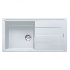 Мойка кухонная Franke Basis BFG 611-97 (114.0363.934) белый, 970х500 мм.