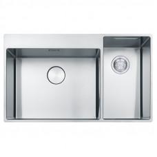Мойка кухонная Franke Box Center BWX 220-54-27 TL WCR (127.0538.259) полированная, 860х510 мм.