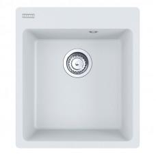 Мойка кухонная Franke Centro CNG 610-39 (114.0630.400) белый, 440х500 мм.