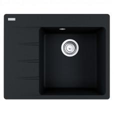 Мойка кухонная Franke Centro CNG 611-62 TL (114.0630.455) оникс, 620х500 мм.