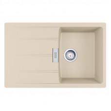 Мойка кухонная Franke Centro CNG 611-78 (114.0630.427) бежевый, 780х500 мм.