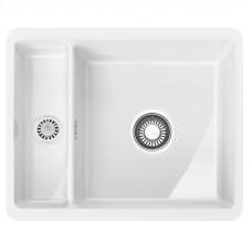 Мойка кухонная Franke Kubus KBK 160 (126.0335.714) белый, 545х445 мм.