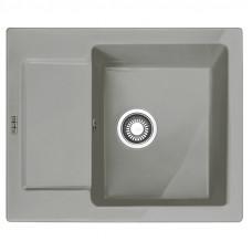 Мойка кухонная Franke Maris MRK 611-62 (124.0380.344) Серый матовый, 620х510 мм.