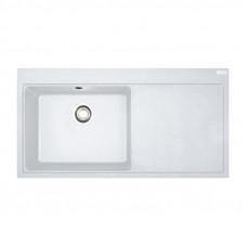 Мойка кухонная Franke Mythos MTG 611 (114.0502.868) белый, 1000х515 мм.
