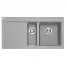 Мойка кухонная Franke Mythos MTG 651-100 (114.0594.822) Серый камень, 1000х515 мм.