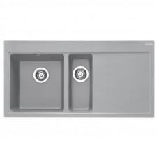 Мойка кухонная Franke Mythos MTG 651-100 (114.0594.824) миндаль шоколад, 1000х515 мм.
