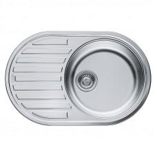 Мойка кухонная Franke Pamira PMN 611i (101.0255.790) матовая, 770х500 мм.