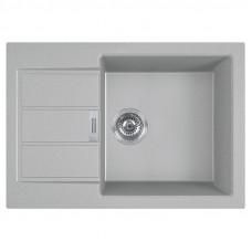 Мойка кухонная Franke Sirius 2.0 S2D Slim 611-62 (143.0631.682) Серый, 620х435 мм.